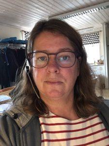 Annica Kristoffersson, kanslist